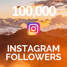 Get 100k Instagram Followers