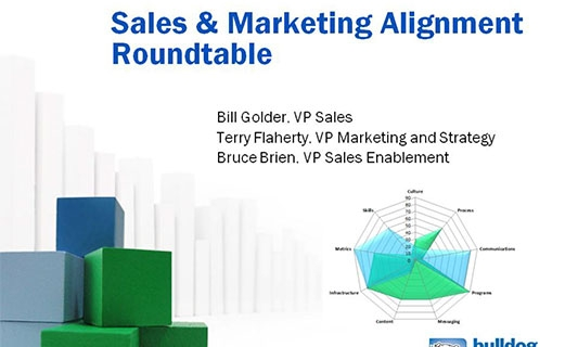 SALES AND MARKETING ALIGNMENT ROUNDTABLE